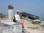 Lantau Peak 鳳凰山, 934m, the third time I visit here.