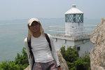 Light house on the Fan Lau Kok 分流角