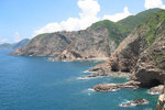 South coast of Fa Shan 花山南面的萬柱海岸