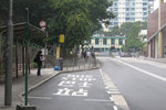 As Sheung Kok Street was one way before, we must alight at this bus stop and walk back to block 5.