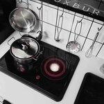 M135 - 木製北歐黑白屋型廚房<br>.<br>加強版 - 有聲音,有燈光<br>.<br>門市售$1200 <br> 批發價$480 <br><br>(本月訂購 Free 厨具)<br>.<br>