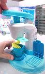 E526 - 雪糕機 (藍色)<br>.<br> $65<br>.<br>送14包彩色泥膠 <br>.<br>