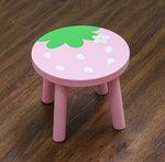 F8014 - 木製草莓椅子<br>.<br>門市售$250<br>批發價$110<br>.<br>