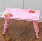 F8102 - 木製草莓桌子<br>.<br>門市售$400<br> 批發價$220<br>.<br>