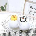 E547-企鵝蛋沖涼玩具. $25.E548-鴨子蛋沖涼玩具. $25.