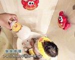 E541-蟹仔沖涼噴泡泡機. $58. E548-鴨子蛋沖涼玩具. $25.