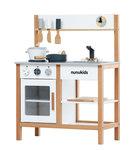 A207 - 木製北歐新款白色單門廚房<br>.<br>門市售$1100 <br> 批發價$480  <br><br>(本月訂購 Free 厨具)<br>.<br>
