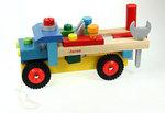 A19 - 木製工程車<br>.<br>門市售$150<br>批發價$90<br>.<br>