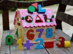 A21 - 木製智慧屋<br>.<br>門市售$180<br>批發價$80<br>.<br>