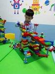 大型科學機械齒輪積木<br>.<br>小孩最好的禮物<br>.<br>發揮想像力 .有助小朋友腦部發展 <br>.<br>