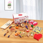A156 - 木製新款韓式水果切套餐<br>.<br>門市售$450<br>批發價$210<br>.<br>