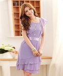 J-8220紫 - 公價$ 258 / 批發價HK$ 160 (S,M,L)