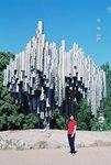 Sibelius-Park in Helsinki