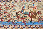Ramses II's famous battle: Battle of Kadesh