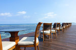But the best seats are usually outside where you will get the best sea view