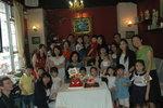 2016/05/08 Albert 5th Birthday Party at Van Gogh Kitchen