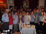 2018-05-02 Mrs Siu Birthday at Van Gogh Kitchen