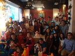 2018/09/02 jesslny birthday party at vangogh kitchen
