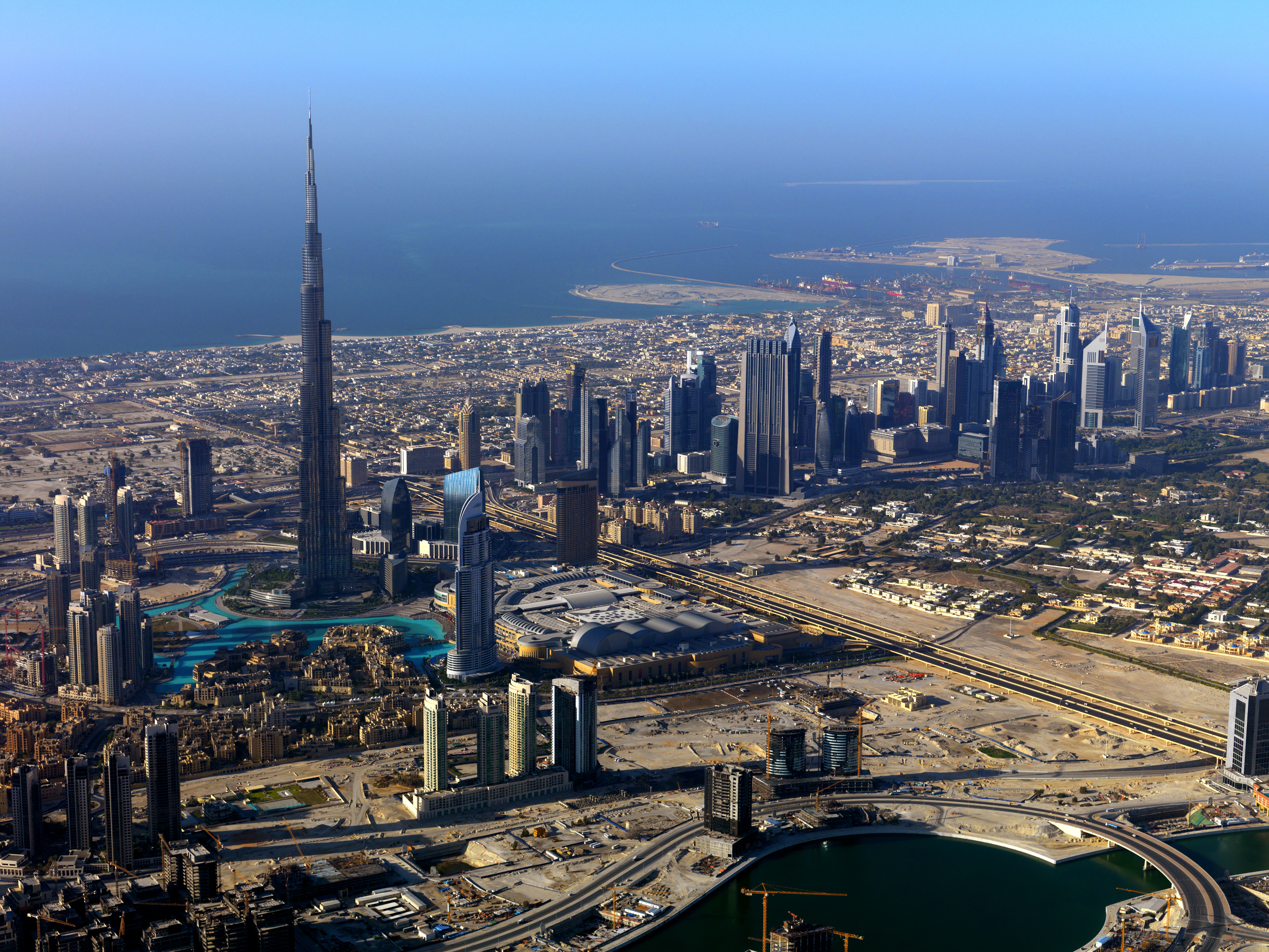 Slide Show for album :: Burj Khalifa