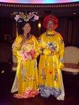 長江三峽女王號晚餐