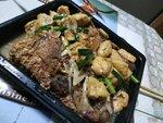 豆腐卜炆海魚