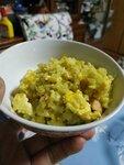 一碗椰菜花不是炒飯