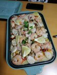西班牙海鮮焗飯