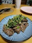 日式葱蒜煎和牛