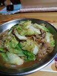 韓式椰菜豬腩片