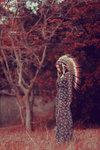 Jojo Li Barbie Cat [ Indians Fashion Style ] 03