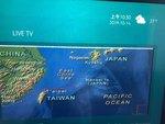 才過了台灣海峽