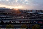 sunrise, Luzern station