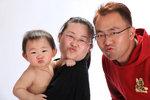 家庭攝影,全家福