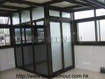 粉嶺古銅色玻璃屋