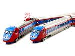 廣深鐵路 - 新時速