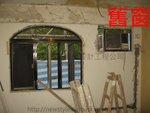 西貢白石臺 舊鋁門窗 (6)