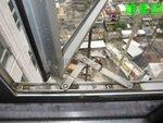 大埔富雅花園1座維修鋁窗前 (2)