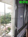 大埔富雅花園1座維修鋁窗前 (4)