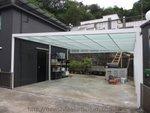 西貢菠蘿輋玻璃棚鋁窗 (12)