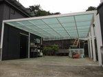 西貢菠蘿輋玻璃棚鋁窗 (13)