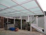 西貢菠蘿輋玻璃棚鋁窗 (18)