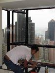 半山嘉兆台鋁窗工程 (1)
