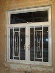 筲箕灣東大街東威大廈更換鋁窗工程 (1)