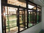 火炭世紀中心更換古銅色鋁窗工程 (2)