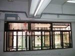 火炭世紀中心更換古銅色鋁窗工程 (3)