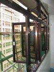 火炭世紀中心更換古銅色鋁窗工程 (5)