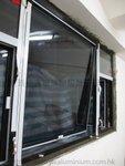 元朗東頭工業區嘉華工業大廈更換鋁窗工程 (1)