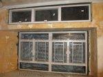 屯門海翠花園鋁窗工程 (2)