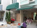 元朗加州花園翠松路鋁門窗工程 (3)