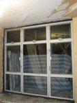藍田匯景花園鋁窗工程 (1)